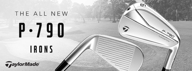 Taylormade New P790 Irons