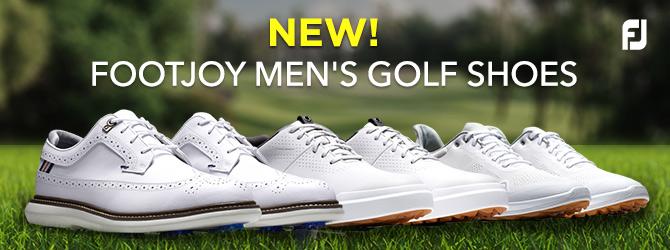 New! FootJoy Men's Golf Shoes