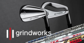 Grindworks Custom Irons!