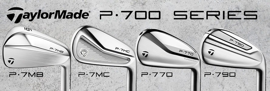 Taylormade New P Series